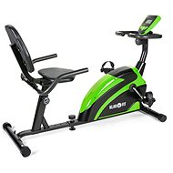 Klarfit Relaxbike 5G zelený - Cyklotrenažér