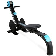 Capital Sports Stringmaster black / blue - Rowing Machine