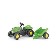 Rolly Kid s vlečkou - Šlapací traktor