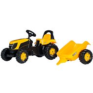 Rolly Kid JCB s vlečkou - Šlapací traktor
