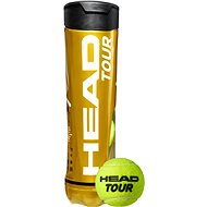 Head ATP new (4 balls) - Tennis Ball