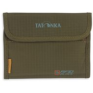 Tatonka Euro wallet RFID B Olive - Peněženka