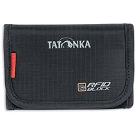 Tatonka Folder RFID B Black - Peněženka
