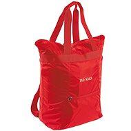 Tatonka Market Bag, red - Nákupní taška