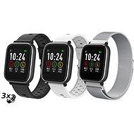 iGET FIT F3 Silver - Chytré hodinky