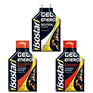 ISOSTAR 35g gel coffeine - Energy gel