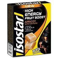 ISOSTAR Energy Fruit Boost Apricot with Caffeine 100g - Energy tablets