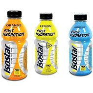 Isostar 500ml fast hydratation pet - Iontový nápoj