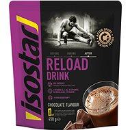 Isostar 450g Powder After Sport Reload Chocolate - Sports Drink