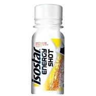 Isostar 60ml energy shot coffein, granát.jablko/jahoda - Energetický nápoj