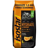 Isostar Hydratate & perform powder 1500g, orange - Ionic drink