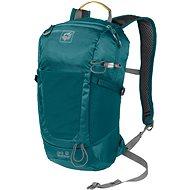 Turistický batoh Jack Wolfskin Kingston 16 Pack tmavě zelená