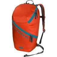 Jack Wolfskin Ecoloader 24 Pack červená - Městský batoh
