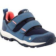 Jack Wofskin MTN Attack 3 Texapore Low VC K blue EU 26/153 mm - Trekking Shoes
