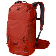 Jack Wolfskin Moab Jam Red - Sports Backpack