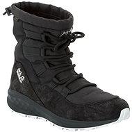 Jack Wolfskin Nevada Texapore Mid W černá/černá EU 37 / 229 mm - Trekové boty