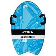 STIGA Snow rocket Graffiti 80, modrý - Kluzák