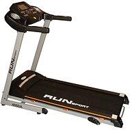 Run sport šedý - Běžecký pás
