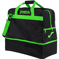 Joma Trainning III black-fluor green - L - Sportovní taška