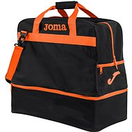 Joma Trainning III Black - Orange - Sports Bag
