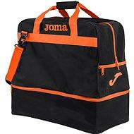 Joma Trainning III black - orange - L - Sportovní taška