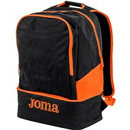 Joma Backpack Estadio III black-orange - Sports Backpack