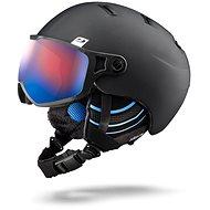 Julbo STRATO CAT 3 black-blue cat 3 flash blue - Lyžařská helma