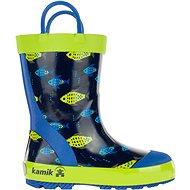Kamik Fishride Rain Boot, Navy