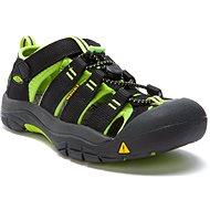 KEEN NEWPORT H2 JR. black/lime green - Sandals