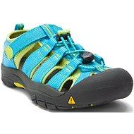 KEEN NEWPORT H2 K hawaiian blue/green glow EU 29/171 mm - Sandals