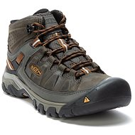 Keen Targhee III Mid WP M black olive/golden brown EU 43 / 270 mm - Outdoorové boty