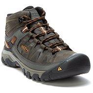 Keen Targhee III Mid WP M black olive/golden brown EU 47 / 294 mm - Outdoorové boty