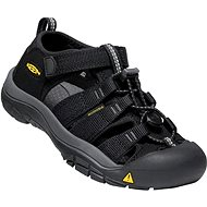 Keen Newport H2 Youth black/keen yellow - Sandály