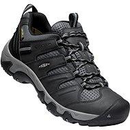 Keen Koven Wp M Black/Drizzle - Trekové boty