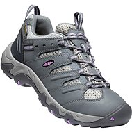 Keen Koven Wp W Steel Grey/African Violet - Trekové boty
