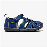 Keen Seacamp II CNX JR. Blue Depths/Gargoyle - Sandals