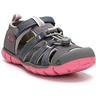 Keen Seacamp II CNX R Steel Grey/Rapture Rose - Sandals