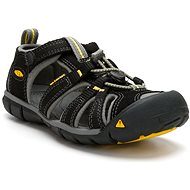 Keen Seacamp II CNX K Black/Yellow - Sandals