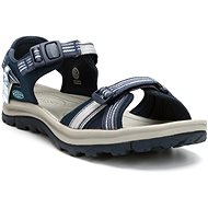 Keen Terradora II Open Toe Sandal W Navy/Light Blue - Sandals