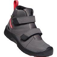 Keen Hikeport Mid Strap WP Y - Trekové boty