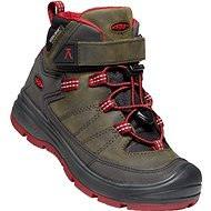 Keen Redwood Mid WP Y - Trekking Shoes