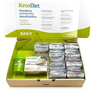 KetoDiet Basic Package Step 1 (70 Servings, 2 Weeks) - Set