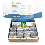 KetoDiet Medium Package Step 1 (105 Servings, 3 Weeks) - Set