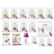 KetoMix Ketone diet for 4 weeks - 14 pcs + 3 flavors, 4885 g - Set