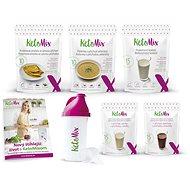 KetoMix Ketone diet for 7 days - 4pcs + 2 flavors, 1690 g - Set