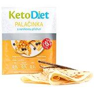 KetoDiet proteinové palačinky s vanilkovou příchutí (7 porcí)