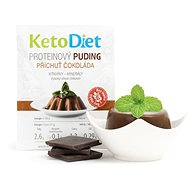 KetoDiet Protein with Chocolate Flavour (7 Servings) - Pudding