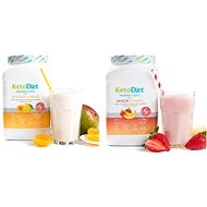 KetoDiet Protein Drink - (35 Servings) - Long Shelf Life Food