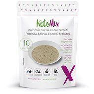 KetoMix Chicken Flavored Protein Soup (10 servings)
