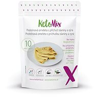 KetoMix Protein omelette with bacon and cheese flavor (10 servings)